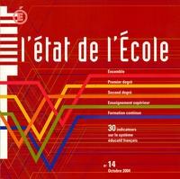 Paul Esquieu et  Collectif - 30 indicateurs sur le système éducatif français.