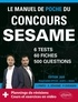 Paul Evensen et Arnaud Sévigné - Le manuel de poche du concours Sesame.