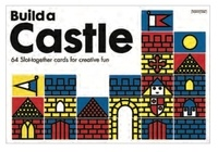 Paul Farrell - Build a Castle - 64 slot-together cards For creative Fun.