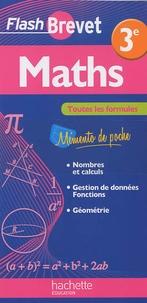 Paul Fauvergue et René Rieu - Maths 3e.