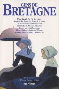 Paul Féval et Pierre Loti - Gens de Bretagne.