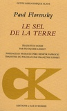Paul Florensky - Le sel de la terre.