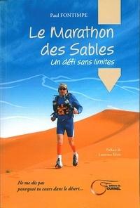 Paul Fontimpe - Le Marathon des Sables - Un défi sans limites.
