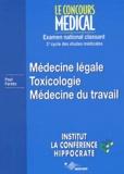 Paul Fornès - Médecine légale. Toxicologie. Médecine du travail.