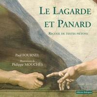 Le Lagarde et Panard - Recueil de textes piétons de la littérature française de François Rabelais à Georges Perec.pdf