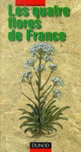 Les quatre flores de France - Corse comprise (Générale, Alpine, Méditerranéenne, Littorale), édition 2001.pdf