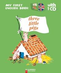 Paul François - Three little piggs. 1 CD audio
