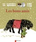 Paul François et  Gerda - Les bons amis. 1 CD audio