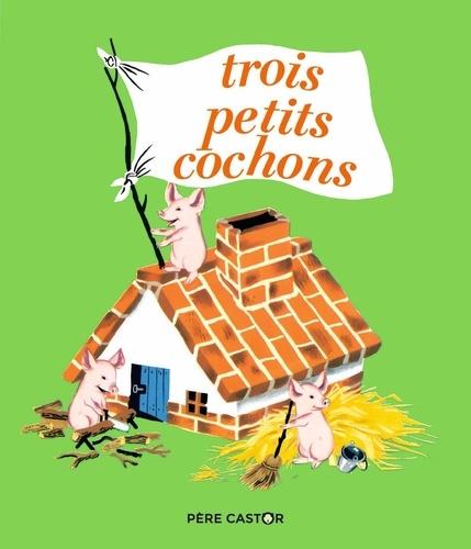 Paul François et  Gerda - Trois petits cochons.