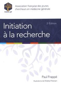 Paul Frappé - Initiation à la recherche.