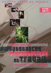 Deedr.fr Substances psychoactives et travail - Conduites addictives : dialoguer, agir, prévenir Image