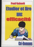 Paul Gaborit - Etudier et lire avec efficacité.