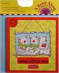 Paul Galdone - The three little pigs book. 1 CD audio