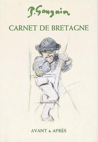 Paul Gauguin - Carnet de Bretagne.