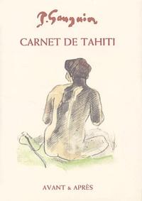 Paul Gauguin - Carnet de Tahiti.