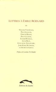 Paul Gauguin et Odilon Redon - Lettres à Emile Bernard.