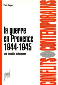 Coachingcorona.ch LA GUERRE EN PROVENCE 1944-1945. Une bataille méconnue Image