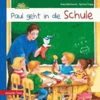Paul geht in die Schule.