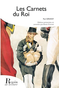 Paul Gérardy - Les carnets du roi.