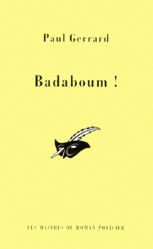Paul Gerrard - Badaboum !.