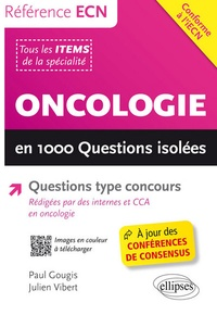 Galabria.be Oncologie en 1000 Questions isolées Image