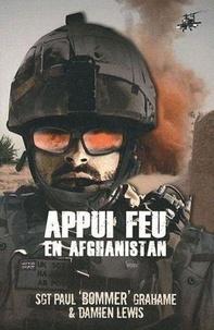 Paul Grahame et Damien Lewis - Appui feu en Afghanistan.