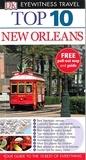 Paul Greenberg - Top 10 New Orleans - Avec un plan détachable.