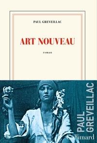 Paul Greveillac - Art nouveau.