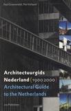 Paul Groenendijk et Piet Vollaard - Architectural Guide to the Netherlands (1900-2000) - Edition bilingue anglais-néerlandais.