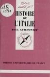Paul Guichonnet - Histoire de l'Italie.