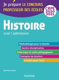 Histoire - Oral / admission Professeur des écoles.pdf