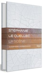 Paul-Henry Bizon et Benoît Linero - Stéphanie Le Quellec à la scène.