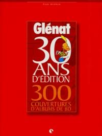 Paul Herman - Glénat, 30 ans d'édition - 300 couvertures d'albums de BD.