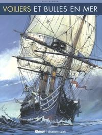 Paul Herman - Voiliers et bulles en mer.