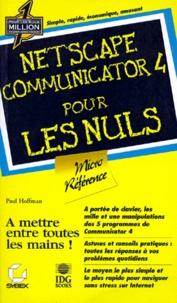 Netscape Communicator 4 - Paul Hoffman   Showmesound.org