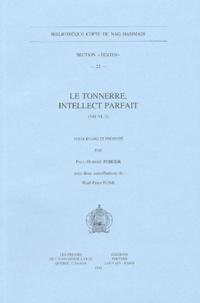 Paul-Hubert Poirier - Le tonnerre, intellect parfait - (NH VI, 2).