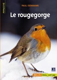 Paul Isenmann - Le rougegorge.