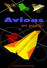 Paul Jackson - Avions en papier.