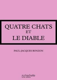 Paul-Jacques Bonzon - La famille HLM - Quatre chats et le diable.