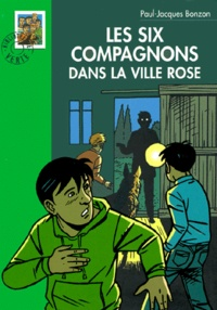 Openwetlab.it Les Six Compagnons dans la ville rose Image
