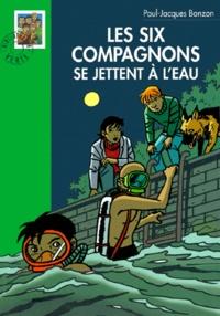 Deedr.fr Les Six Compagnons se jettent à l'eau Image