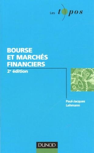Paul-Jacques Lehmann - Bourse et marchés financiers.