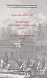 Paul-Jean Foucart - Campagnes de Prusse et de Pologne (1806-1807) - Tome 1, La Campagne de Prusse (Iéna).