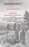 Paul-Jean Foucart - Campagnes de Prusse et de Pologne (1806-1807) - Tome 4, La Campagne de Pologne Novembre-décembre 1806 - Janvier 1807.