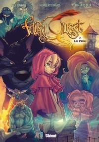 Paul Jenkins et Humberto Ramos - Fairy quest Tome 2 : Les parias.