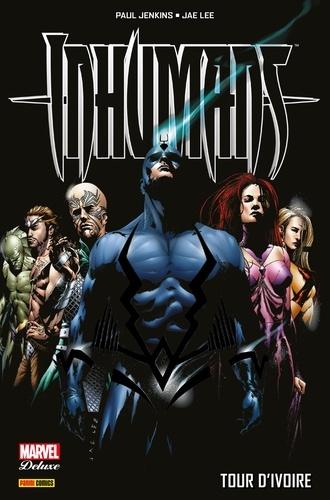 Inhumans - 9782809475753 - 21,99 €