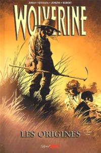 Paul Jenkins et Bill Jemas - Wolverine  : Les origines.