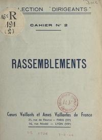 Paul Joie - Rassemblements.