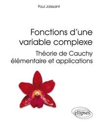 Openwetlab.it Fonctions d'une variable complexe - Théorie de Cauchy élémentaire et applications Image