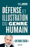 Paul Jorion - Défense et illustration du genre humain.